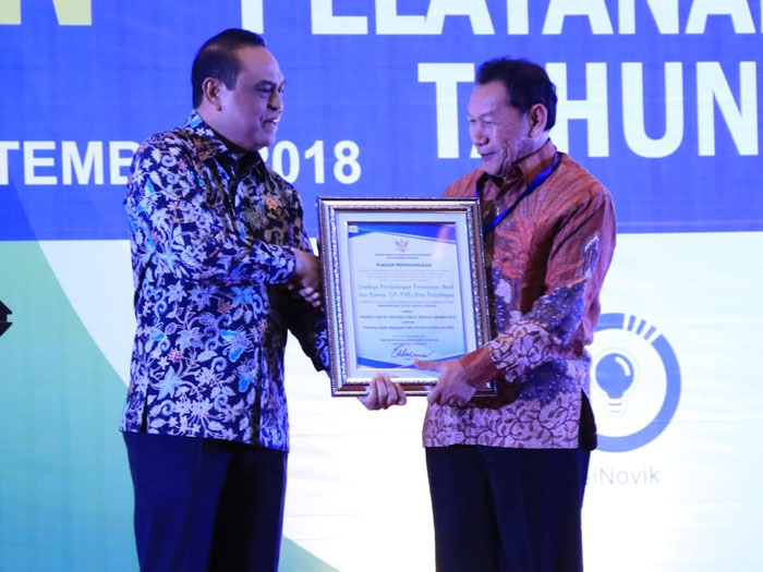 Penghargaan UNSPA Awards 2018