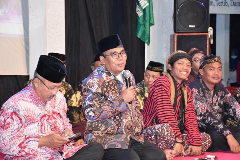 Entitas Kebudayaan Kota Santri Sudah Diakui Keraton Yogyakarta