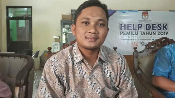 Ketua KPU, Nur Tofan