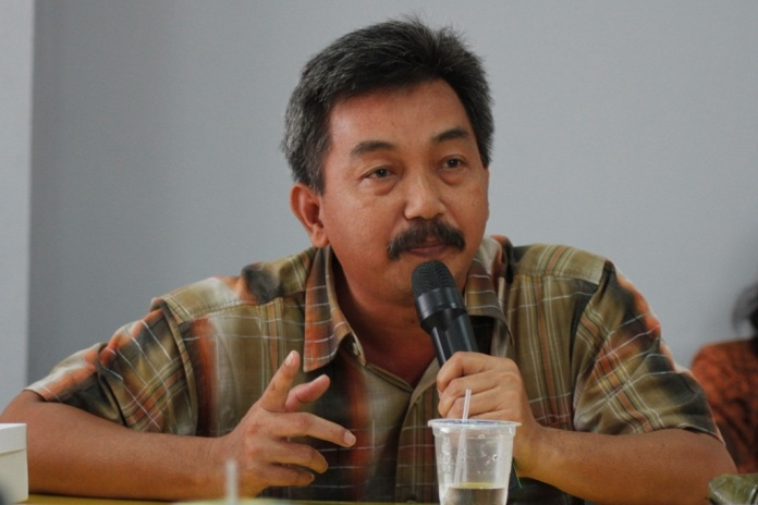 Kepala DPUPR Kabupaten Batang, Ir Ketut Mariadji