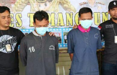 Dua Pelaku Pembakaran Kendaraan di Jateng Dibekuk, Ini Motifnya