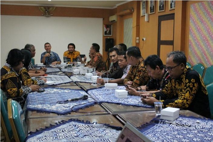 Kunjungi Pekalongan, DPRD Kab Karawang Belajar LPPK RKB