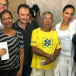 Prefeito de Valparaíso dedica parte da agenda a moradores da Etapa C