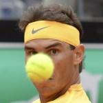 Nadal e Djokovic chegam às oitavas no Masters 1000 de Roma