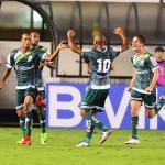 Luverdense goleia Volta Redonda na Série C; Santa Cruz também vence