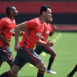 Flamengo segue preparação para enfrentar a Ponte Preta pela Copa do Brasil