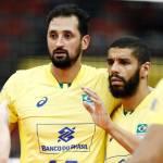 Seleção brasileira sofre baixa no primeiro treino na Bulgária