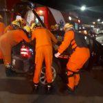 Menina de 10 anos é atropelada em calçada no Distrito Federal