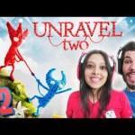 UNRAVEL 2 : O FINAL – JOGANDO ATÉ ZERAR EM CO-OP || Max e Pâm