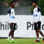 Jair não confirma manutenção de dupla do sub-23 no elenco do Santos