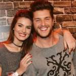 Camila Queiroz e Klebber Toledo casam mais uma vez