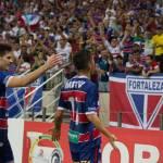 Fortaleza recebe Avaí em confronto no topo da tabela da Série B