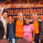 Solidariedade oficializa apoio à Rogério Rosso (PSD) em convenção