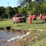 Corpo de homem é encontrado por pescadores no Lago Paranoá