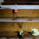 Abandono do Teatro Nacional, fechado há quatro anos, atrai usuários de drogas