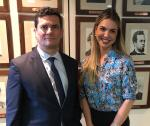 Paula Belmonte pede a Moro transferência de presídio de Segurança Máxima do DF