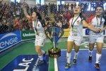 Leoas da Serra são campeãs intercontinentais de futsal feminino