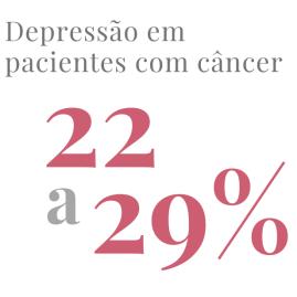 depressão em pacientes com câncer