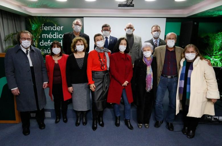 """Grupo """"Médicos e Música"""" é agraciado pelo Simers 5"""