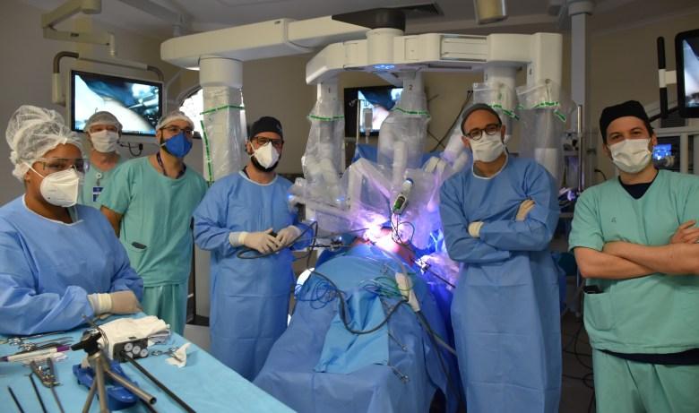 Cirurgia robótica cresce em tempos de pandemia 2