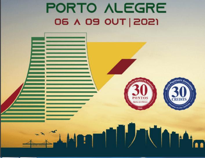 Com apoio do Simers, Congresso Brasileiro de Psiquiatria será realizado na Capital 4