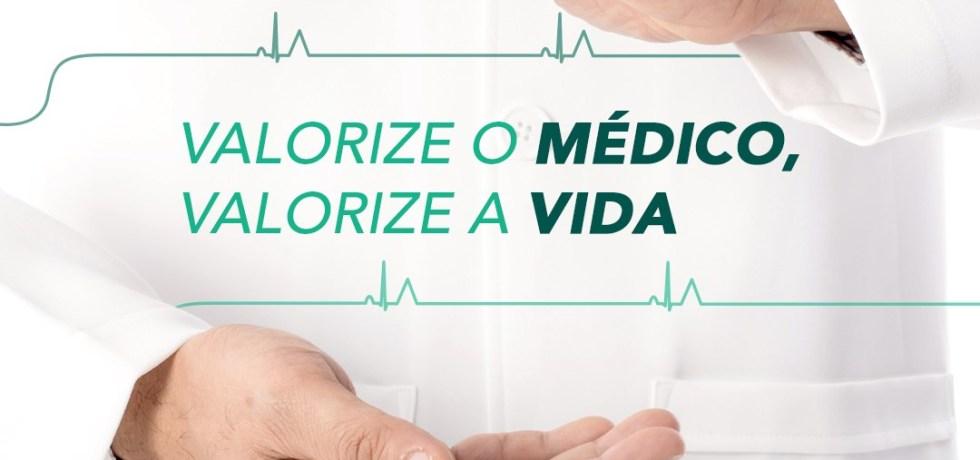 Vídeo em homenagem ao Dia do Médico integra campanha pela valorização da categoria 1