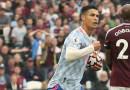 West Ham United 1 vs 2 Manchester United: Ronaldo Cetak Gol Lagi, De Gea Selamatkan Setan Merah