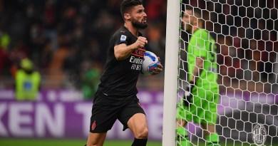 Giroud: Milan Membutuhkan Lebih Banyak Karakter