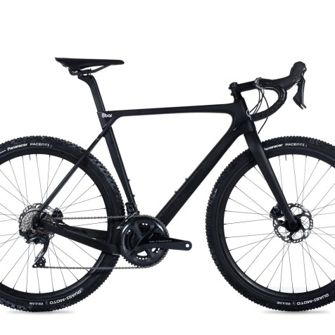 8bar complete bike grunewald carbon cx black studio lr-1