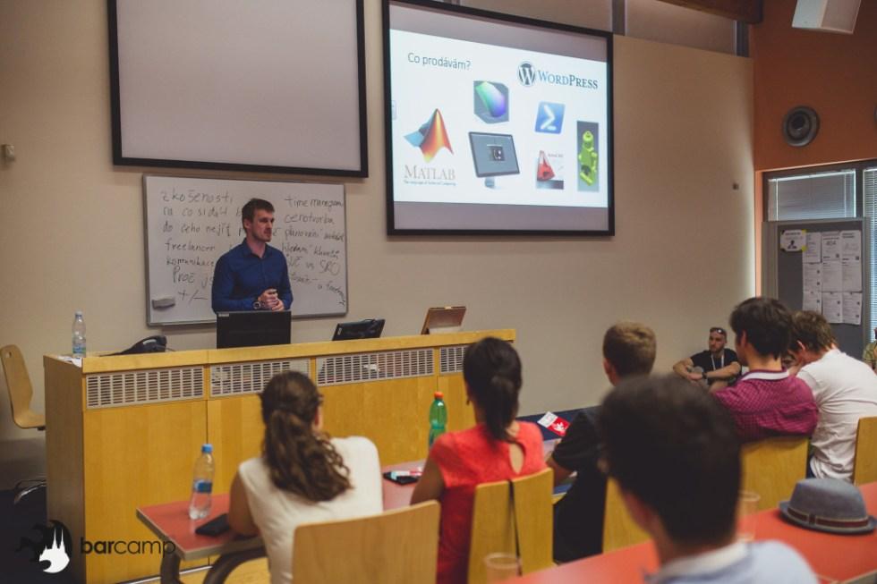 Ing Radek Zahradník PhD Barcamp Brno 2016 1