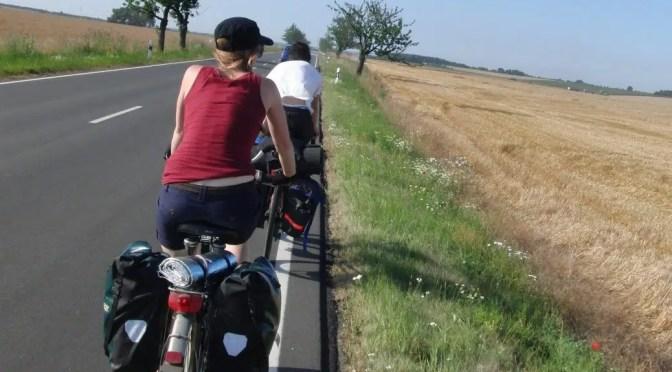 Radreise: Irland- Der Vorspann