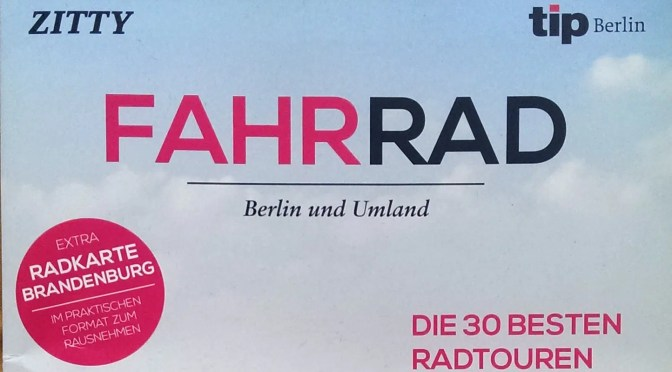 """Fahrrad"" – Magazin 2015"