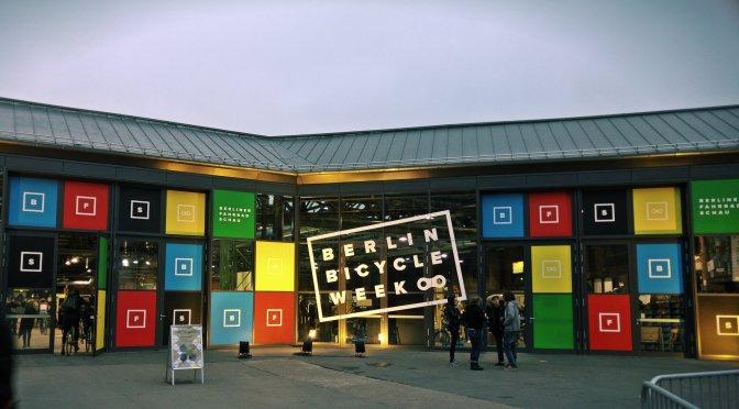 Berliner Fahrradschau 2016