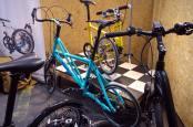 Tyrell Falträder am Stand von boxbike