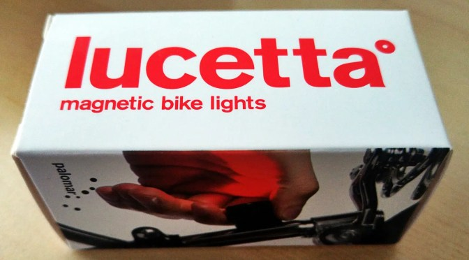 Produkttest: Lucetta Magnetic Bike Light