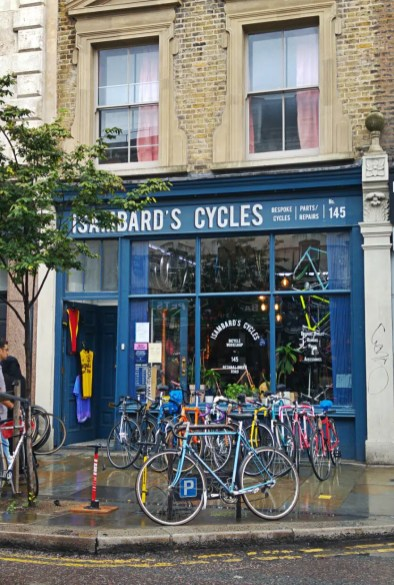 Isambard's cycles