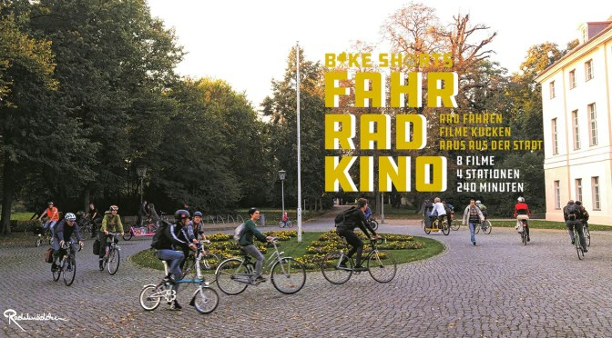 Bike Shorts: FAHR RAD KINO 2017
