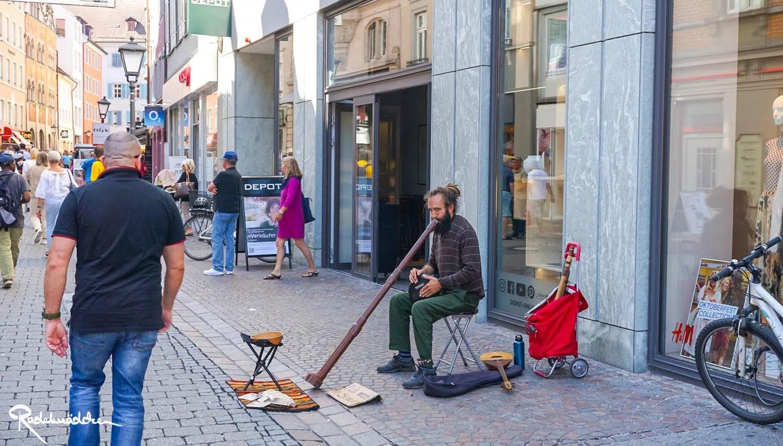 Straßenmusiker Konstanz