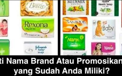 Ganti Nama Brand Atau Promosikan Apa yang Sudah Anda Miliki?