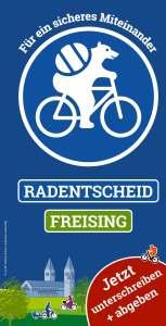 Radentscheid Flyer Cover