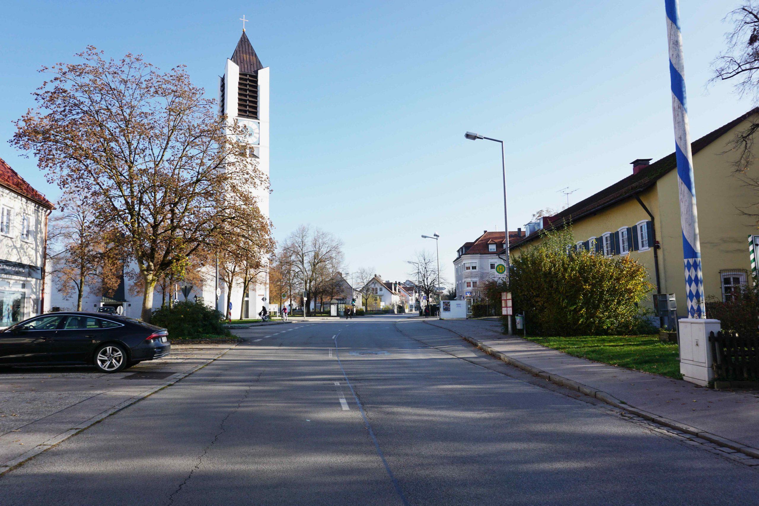 I have a dream: Erdinger Straße