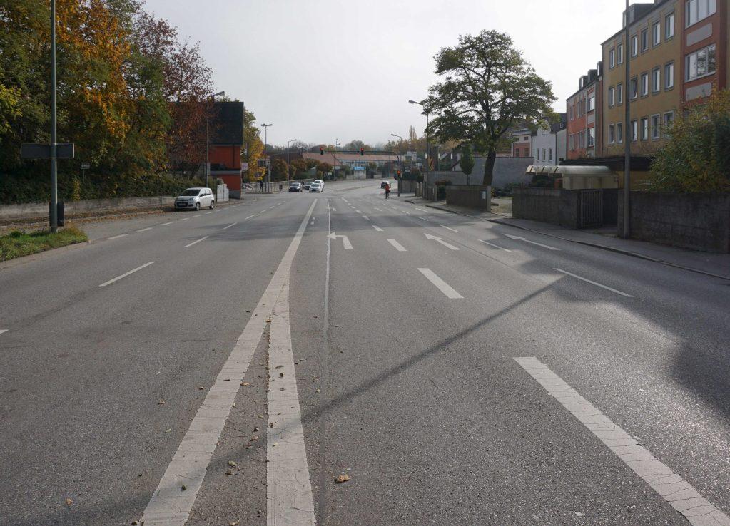 Mainburger Strasse aktuell