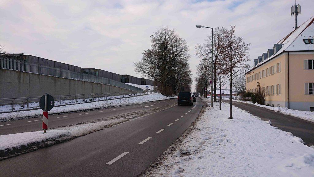 Vöttinger Straße Campus Weihenstefan