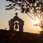 Andacht und Glockenläuten in der Lutherischen Kirche anlässlich der Flutkatastrophe