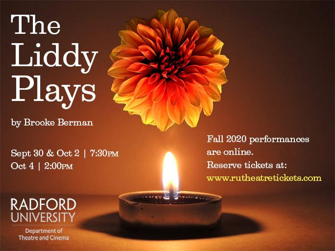 RU Department of Theatre and Cinema to offer multiple online performances this week
