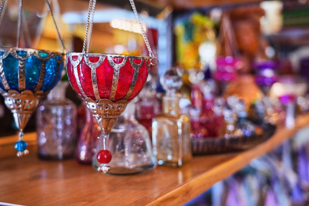 trinkets shop