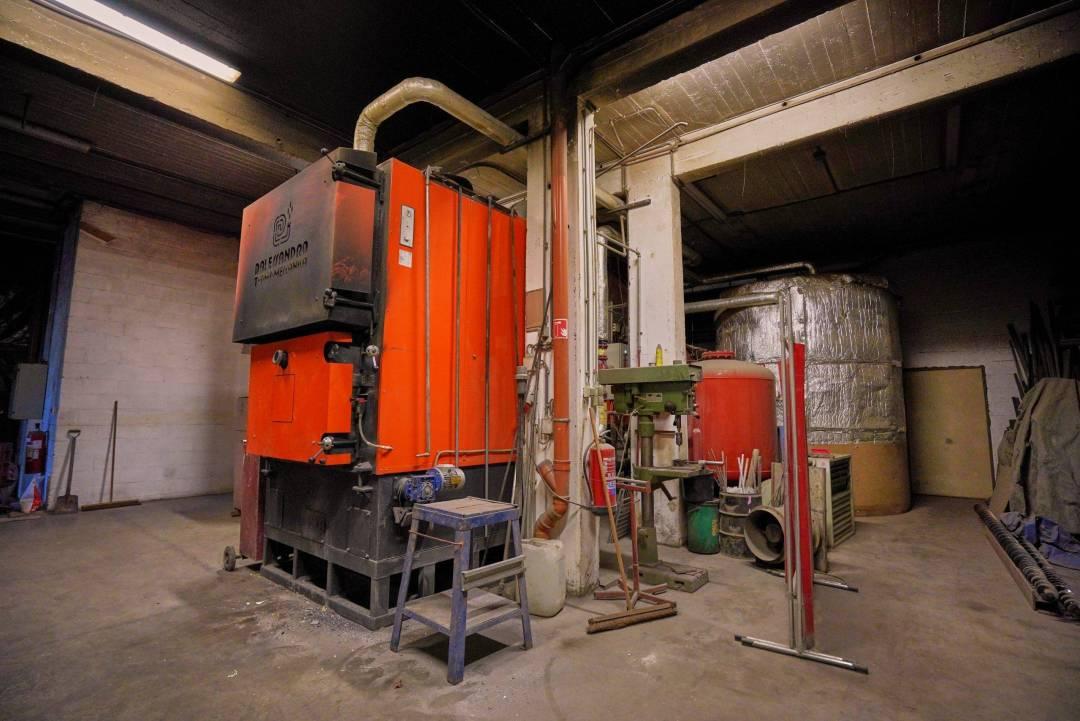 heating system radhadesh