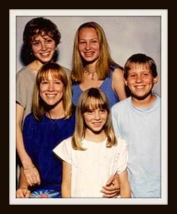 With my children 1993