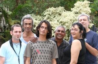 UNK: The radha Thomas Ensemble