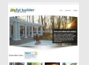 Joyful Builder Design Services